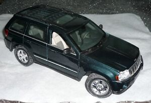 Diecast Jeep Grand Cherokee **Free Shipping**