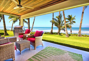 Oceanfront Luxury at Puamana