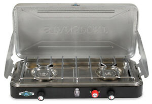 Stansport Camping Propane Stove