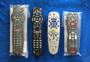 Rogers Remote Control Brand New + Used