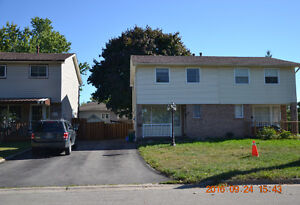 Oshawa House For Rent, 4 Bedrooms, 2 Bathrooms, 3 Parking Spaces