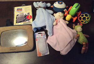 Baby items, $1 each