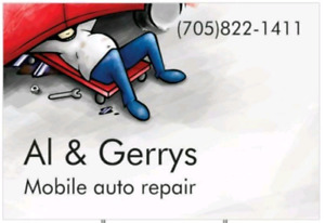 Mobile auto repair an affordable price.