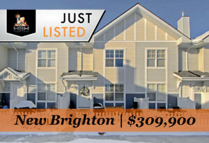SPACIOUS 3 BED NEW BRIGHTON TOWNHOUSE W/ DOUBLE GARAGE