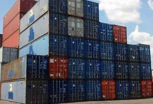 20' & 40' B Grade shipping containers FOR SALE in Bordertown Bordertown Tatiara Area Preview