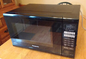 Panasonic Inverter 1200 Watts Microwave
