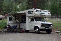 Class C motor home for Sale