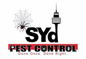 Pest Control Services , Syd Pest Control Liverpool Liverpool Area Preview