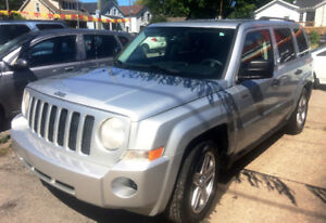 2008 Jeep Patriot Sport SUV, Crossover.Certified!!