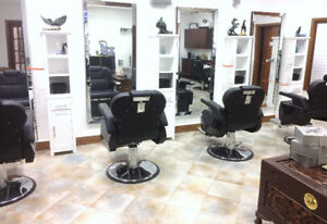 hair stylist chairs to rent in Vaughan