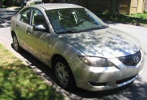 2004  Mazda3 Sedan