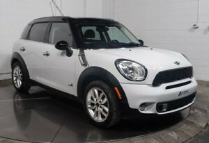 2014 MINI Cooper Countryman ALL4 S CUIR TOIT MAGS