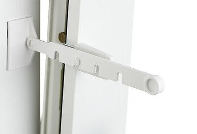 Katzenschutz für Kippfenster | Lüften mit kleinem Spalt | ohne Bohren | 4 Stufen