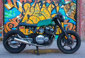 GS 750 Cafe Racer