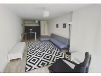 Two bed city centre apartment - available furnished or unfurnished