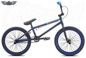 2016 SE Bikes SE Everyday (Blue) Race BMX Concord West Canada Bay Area Preview