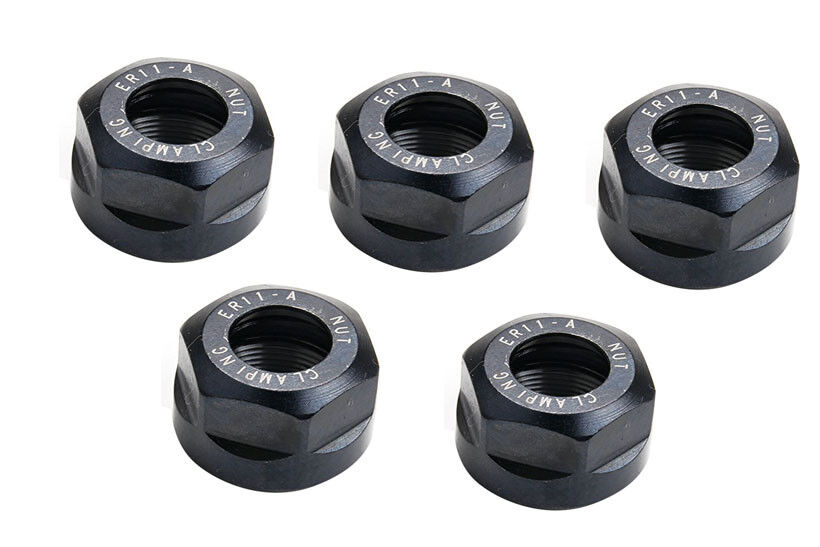 ER11 Collet Clamp Nuts Replacement for CNC Milling Chuck Holder Lathe