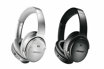 Bose QuietComfort 35 Noise Cancelling Wireless Headphones Series II - QC35