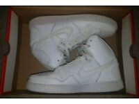 NIKE Trainers - Son of Force Mid - White