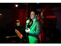 Experienced swing jazz pianist wanted by top London jazz singer