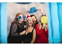 PHOTO BOOTH HIRE FROM £199 - UNLIMITED PRINTS & PROPS INCLUDED | PHOTOBOOTH RENTAL