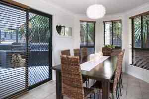 Dining suite and barstools Farmborough Heights Wollongong Area Preview