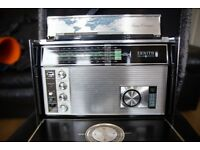 VINTAGE ZENITH TRANS-OCEANIC ROYAL D7000Y RADIO - £175