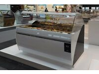 Brand New Ice Cream Display Freezer Gelato Display Freezer