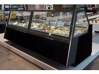 New Ice Cream Display Freezer / Gelato Display Freezer / Ice Cream Scoop Display