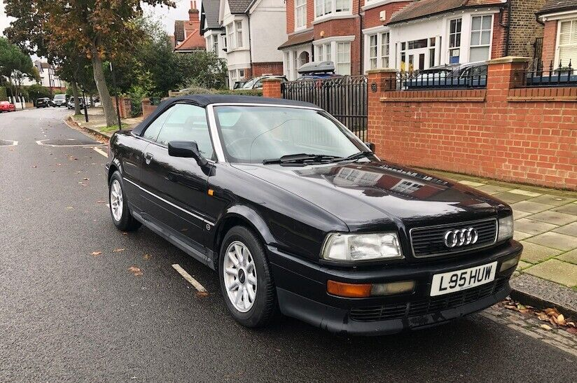 Audi Cabriolet Convertible 2.6 V6 1994 | in Clapham, London | Gumtree