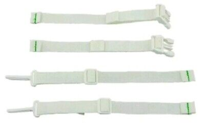 NEW Fisher Price Cradle 'n Swing  Replacement Harness & Restraint Straps (4)