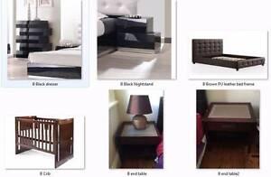 MOVE OUT SALE - UPDATE- Home furniture, white goods, appliances Prahran Stonnington Area Preview