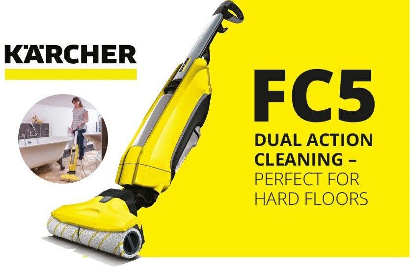 karcher fc5 floor cleaner in hull east yorkshire gumtree. Black Bedroom Furniture Sets. Home Design Ideas