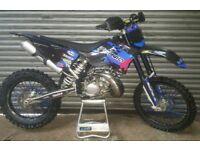 KTM 200 EXC 2008