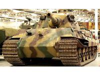 Panzer VI King Tiger Ausf.B for sale