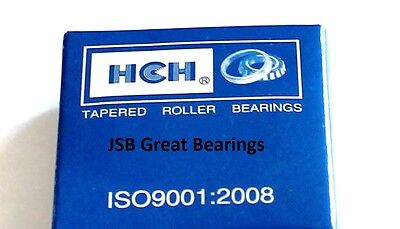 Hch 30205 Single Raw Tapered Roller Bearing Set Cup Cone 30205 Bearings