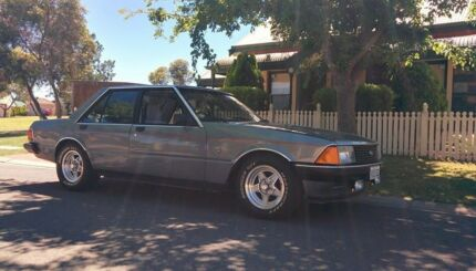 1979 XD Ford Fairmont Ghia - Matching numbers 302 Cleveland