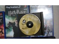 harry potter games 2 games for ps1 3 games ps2