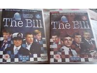 The Bill Series One and Two DVDs