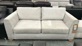 Fabric sofa and storage Footstool