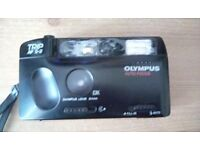 OLYMPUS TRIP AF S-2 AND BAG