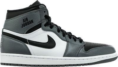 Nike Air Jordan 1 Retro High Og Sz 13 Cool Grey Black White 332550 024
