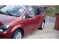 2011 VW TOURAN FOR SALE