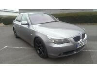 2004/04 BMW 525d SE Auto, low miles, excellent history & condition, Feb 17 MOT, 3 month warranty