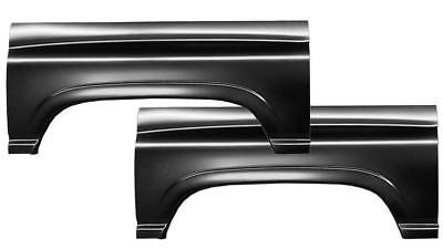 Wheel Arch Rear quarter panel fits 94-02 Dodge Ram pickup rust repair PAIR
