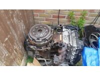 FORD TRASIT Engine 2.4 spare or repair