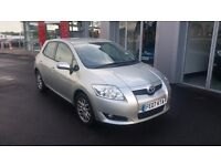 TOYOTA AURIS T3 VVT-I 5 DOOR Hatchback, MANUAL*FULL TOYOTA HISTORY**GOOD CONDITION**DRIVES PERFECT*