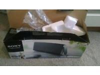 Sony Bluetooth portable speaker SRS btx300