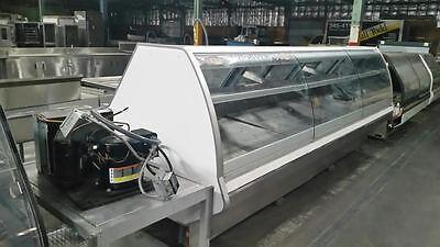 Hussmann Smb-12 Deli Case With Refrigeration