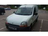 RENAULAT KANGOO 1.5 DCI ONLY 62000 MILES WITH NEW MOT